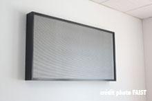 panneau acoustique mural pour cantines restaurants salles de restauration. Black Bedroom Furniture Sets. Home Design Ideas