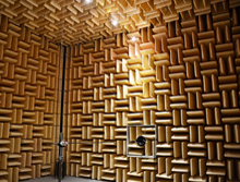 anechoic room